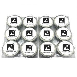Full Photo Cupcakes