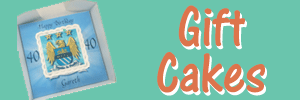 Gift Cake Button