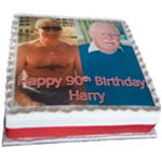 Create Your Own Photo Cake