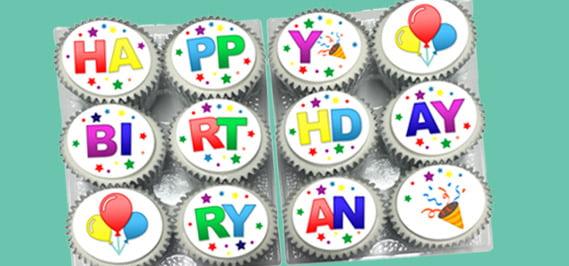 View Cupcake Designs