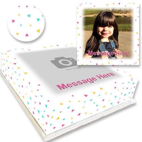 colourful photo cakes