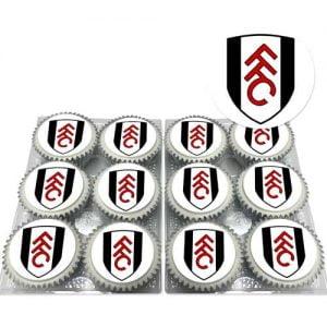 Fulham FC Cupcakes