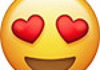 love heart eyes emoji